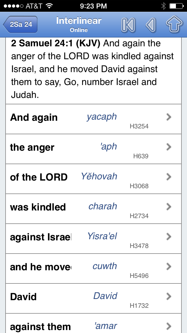 blueletterbible-yahweh-stood-against-israel-2-sam-24