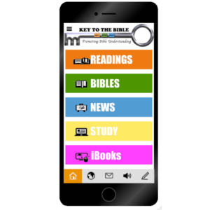 'Key To The Bible' FREE App - Brand New Look! Download for Free, NOW!