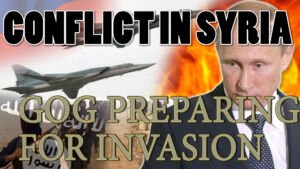 Conflict in Syria - preparing the way for the King of the North in the light of the Bible Prophecy