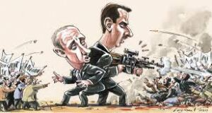 Russia's Syrian Peace Plan. Putin Agrees to Strip Assad of Powers before He Steps down