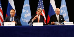Syria conflict: World powers agree ceasefire plan