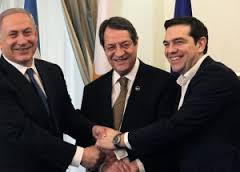 Israel's relationship with Greece, Cyprus and its implications for Turkey