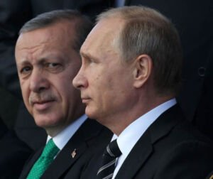 Will the Russian invasion of Turkey happens before the Ezekiel 38-39 war?