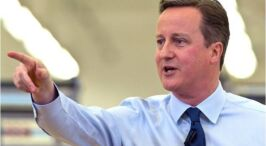 What happened to all those pledges Mr Cameron?