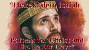 Signs of The Times: Ahaz and Hezekiah: 5 Pt Video Series
