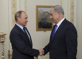 Vladimir Putin is the closest thing to a friend Israel has ever had in Moscow