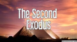 The Second Exodus: 5 Part Video Series By Jim Cowie 2016