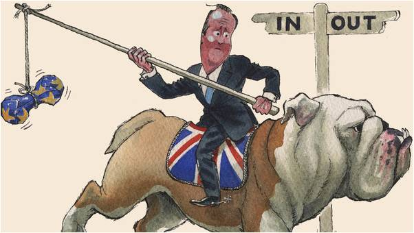 Latest News & PROPHECY-WAKE UP Britain is heading for Brexit