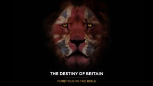 The Destiny Of Britain FORETOLD In The BIBLE Inc. Speaker Insert