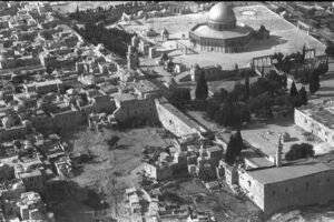 Jerusalem: 'THE' City of Peace' ( Footage from 1967)