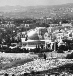 "Who ""owns"" Jerusalem?"