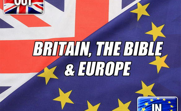 Britain, the Bible & Europe