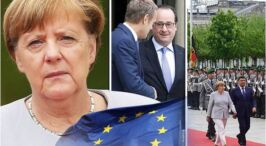European SUPERSTATE to be unveiled as EU nations 'to be morphed into one' post-Brexit