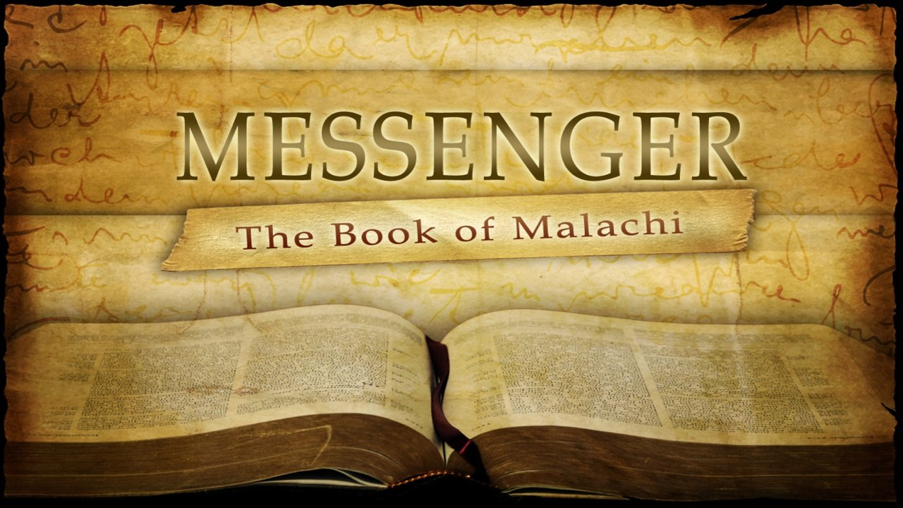 Malachi: God's Messenger - 5 Pt Video Series
