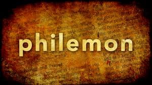 Pauls Letter to the Philemon the issue of Philemon with Onesimous