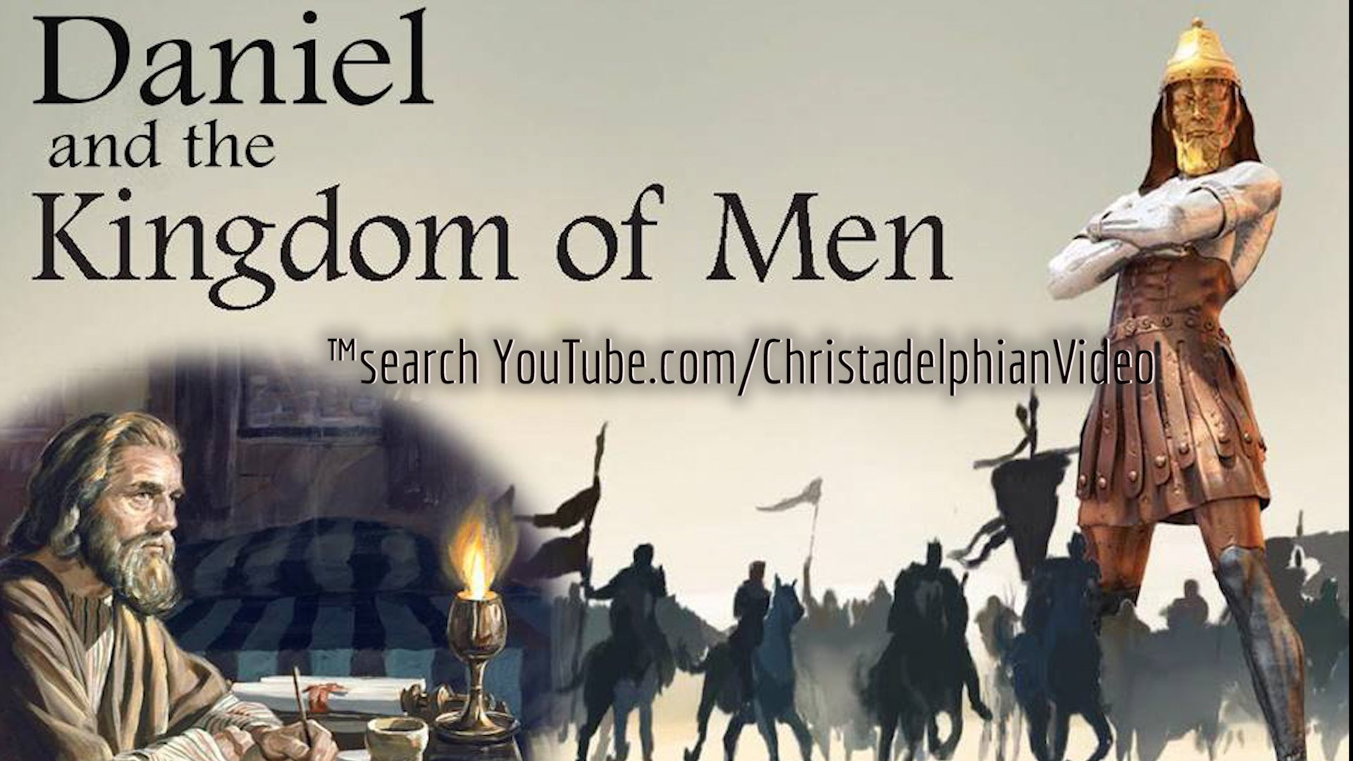 Bible Truth & Prophecy | The Prophet Daniel and the Kingdom