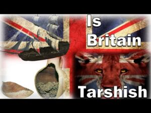 Tarshish - Britain or Spain?