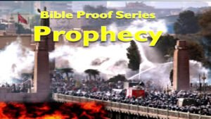 Bible Proof - Prophecy