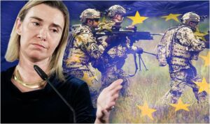 Latest News & PROPHECY - EU Army on way!