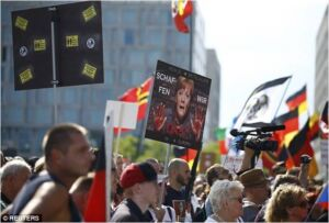 Latest News & PROPHECY: Merkel on the ropes, she Must Go