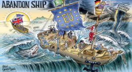 Europe is a 'Sinking Ship' Unfolding World Events To Bring The Apocalypse