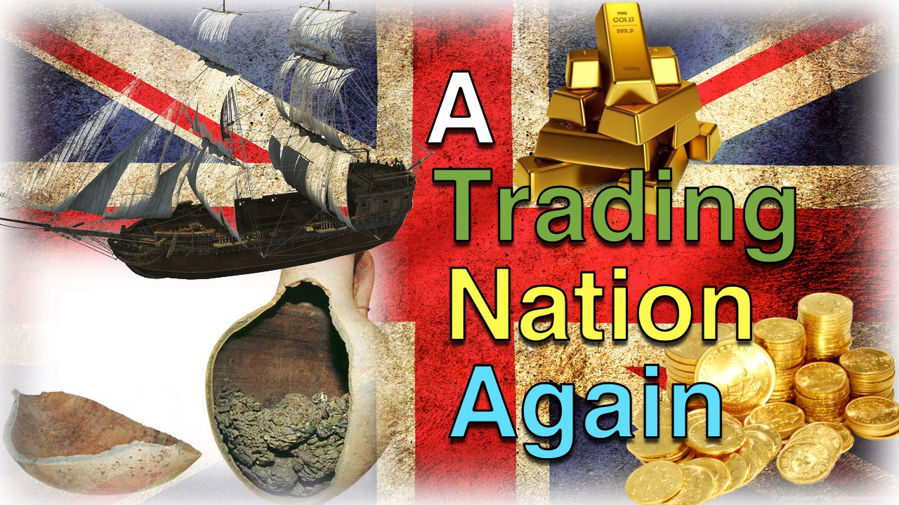 Bible in the News: Britain Exits Europe and becomes a trading Nation again…