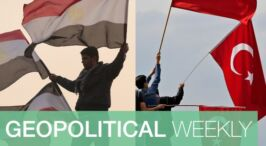 STRATFOR: Share Egypt and Turkey, Aligned but out of Step