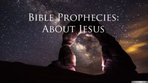 Bible Prophesies: About  Jesus  A Christadelphian Video Message