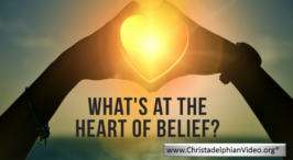 What's at the Heart of Belief? Video post