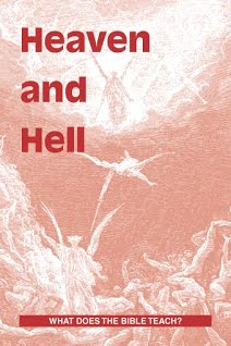 Heaven and Hell: What Does The Bible Teach? Speaker Insert