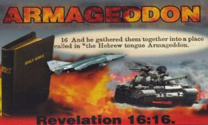 Armageddon and the establishment of the Kingdom of God -Video post