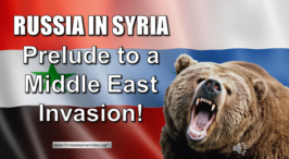 Russia And Syria At the Time of The End Neville Clark Video post