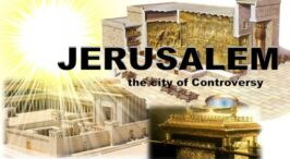 Jerusalem: The City of Controversy - Video post