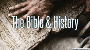 The Bible and History - Rugby Christadelphians Video post