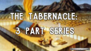 The Tabernacle: Study 3 'The Most Holy Place' Video post