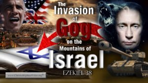 Ezekiel 38: The invasion of Gog on the mountains of Israel Part 4/5 Bible Study Series Video post
