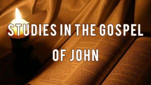 Studies in the Gospel of John: - 5 Videos
