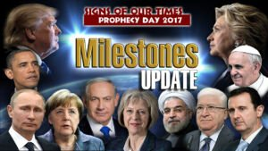 Bible And the News: Milestones to God's Kingdom Update: Rugby Bible Prophecy day 2017- Video Post