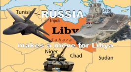 WOW!! Russia is looking to move into Libya just as in Syria, fulfilling Bible Prophecy Ezekiel 38 - Video Post Bible in the News