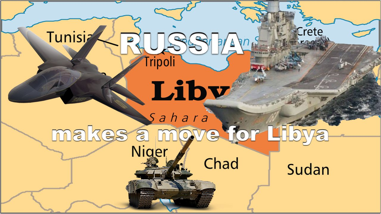 WOW!! Russia is looking to move into Libya just as in Syria, fulfilling Bible Prophecy Ezekiel 38 – Video Post Bible in the News