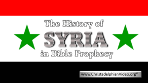 The History of Syria in Bible Prophecy Video post