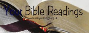 Christadelphian Daily Readings Video/Audio for 22nd Jan