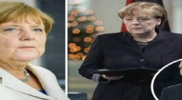 End of MERKEL? German leaders power and influence CRUMBLES as EU leaders opt for PUTIN