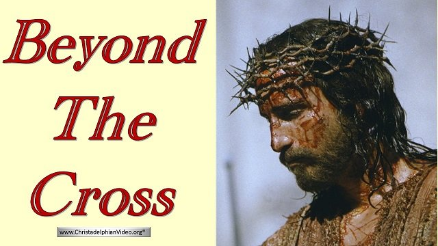 Beyond the Cross - 4 Pt Series by John Pople Video Bible Study Series