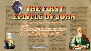 1st Epistle Of John 5 Part Study Series  :  5/5 'This is the victory that overcometh the world, even our Faith Video post