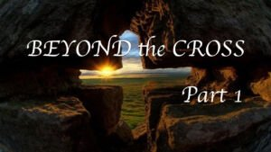 The Mark Of Blood : Beyond the Cross series - John Pople Part 1 Video post