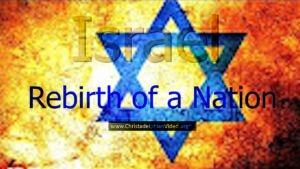 The miracle of Israel's Rebirth and the Jewish claim to Jerusalem: Video content included.