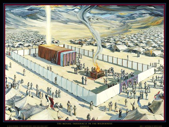 What does the Tabernacle, the Mishkan, represent?
