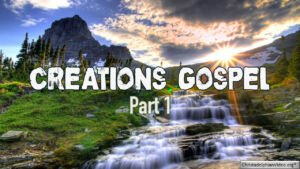 Christadelphian TV Creations Gospel Part 1