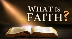Life's Big Questions: What is faith Video post